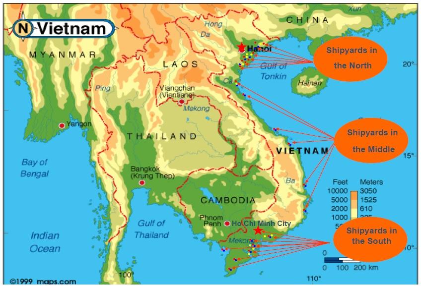 Shipyard Vietnam Shipbuilding News