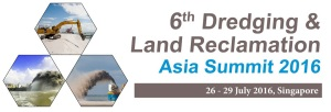 Equip Global-6th Dredging & Lannd Reclamation Asia Summit 2016